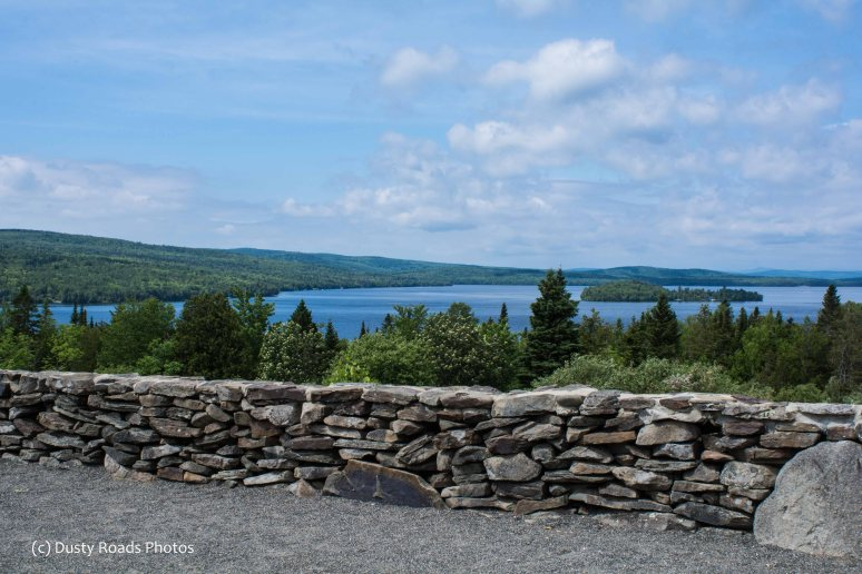 Rangeley Lake Overlook