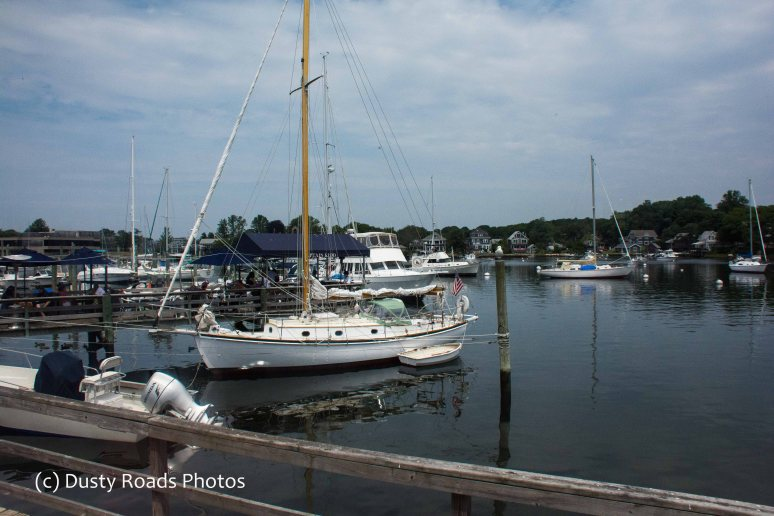 Then Harbor at Woods Hole