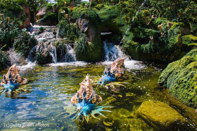 Pandora's Spitting Plants