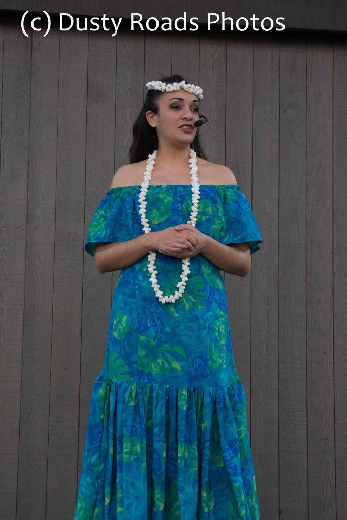 Hawaiian elegant